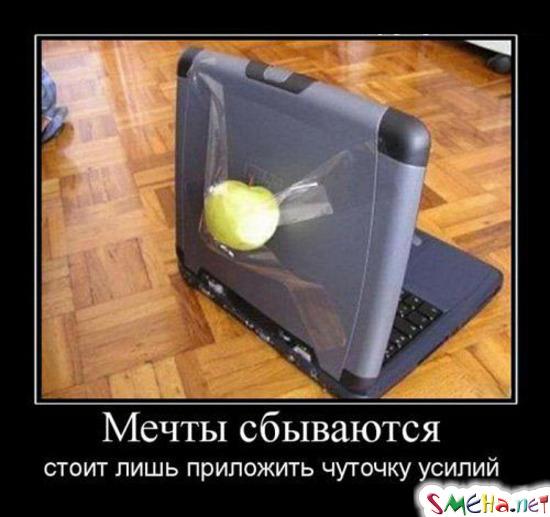Демотиваторы о компьютерах и Интернете