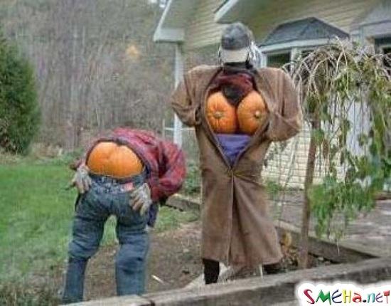 Фотоприколы с Хэллоуина