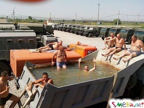 Фотоприколы из армии и про военных