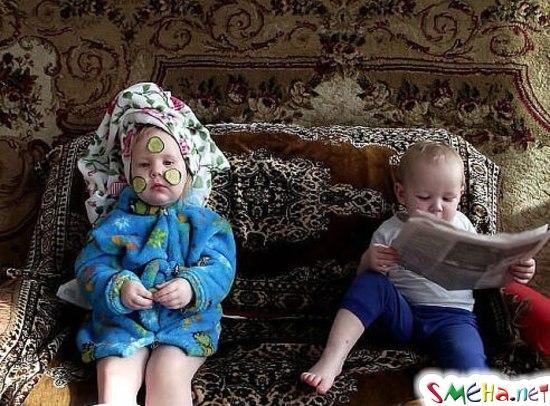 Картинки с детьми и о детях