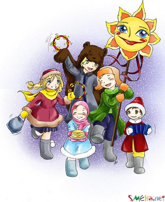 Открытки к Рождеству