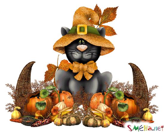 Открытки к хэллоуину
