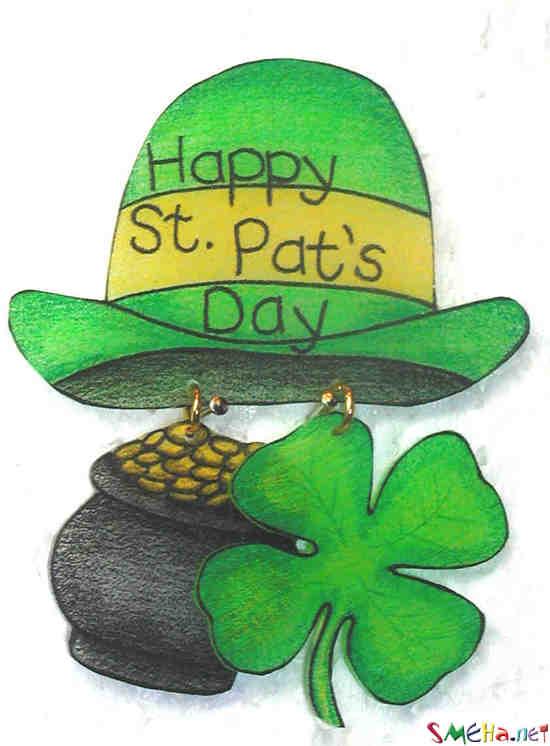 Happy st pat s day