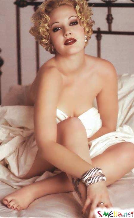 Дрю Бэрримор (Drew Barrymore)