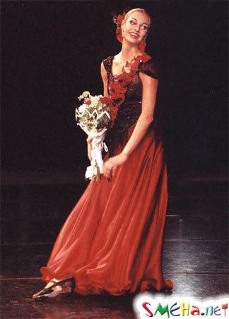 Анастасия Волчкова (Anastasiya Volchkova)