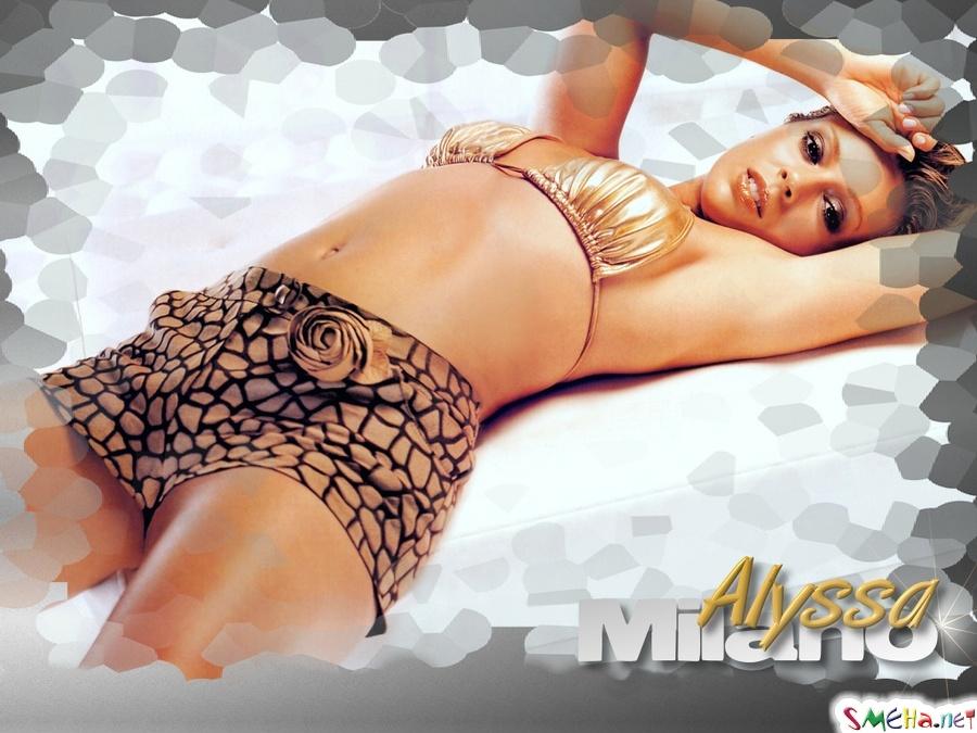 Алисия Милано (Alyssa Milano)