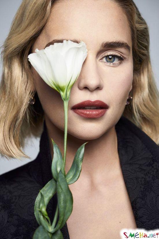Emilia Clarke Dolce Gabanna 2019, Emilia Clarke photo 2019