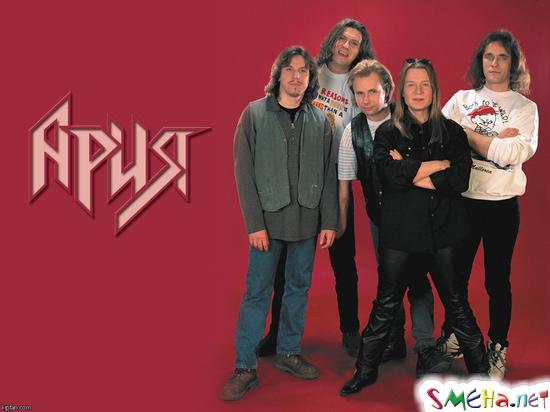 Валерий Кипелов и группа Ария