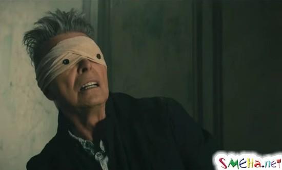 Дэвид Боуи в последнем клипе в последнем альбоме 2016 года