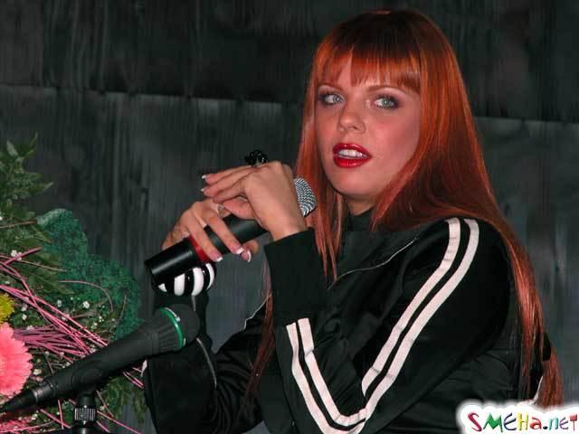 Анастасия Стоцкая (Anastasiya Stoskaya)