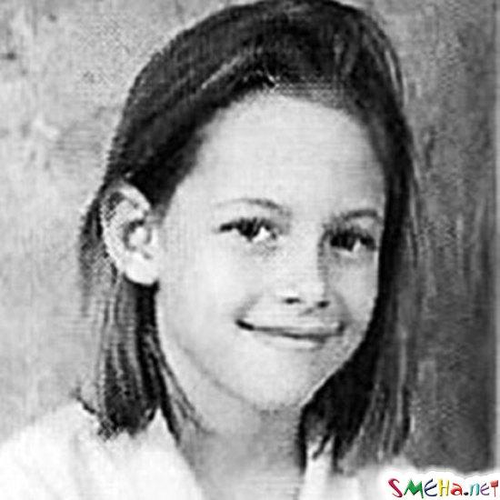 Кристен Стюарт в детстве